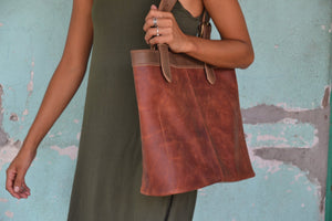 Ethical Leather Bags