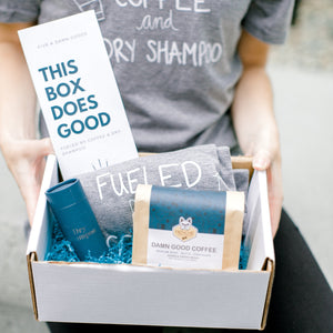 gift boxes that give back