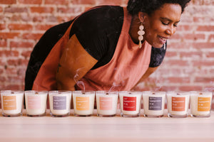 candle company owned by Black women