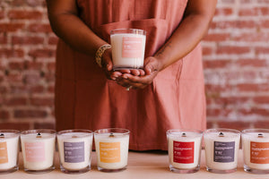 black owned candle company