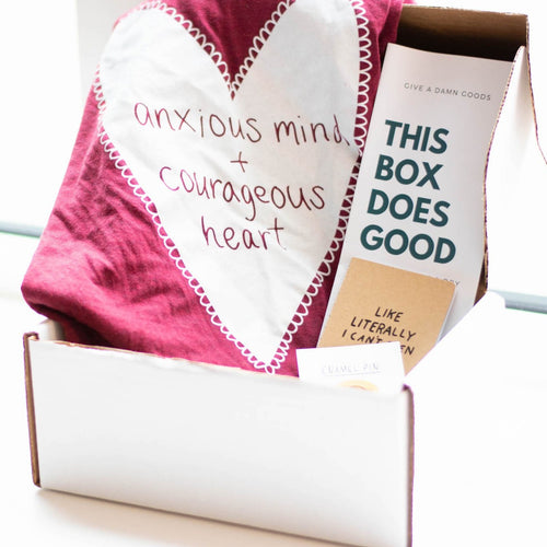 mental health gift box