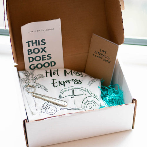 hot mess express gift box