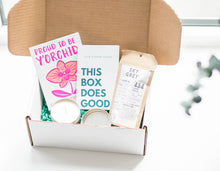Load image into Gallery viewer, punny mother's day gift box