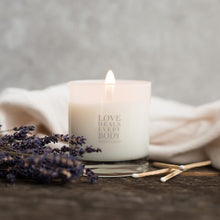 Load image into Gallery viewer, lavender candle