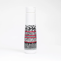 Load image into Gallery viewer, water bottle made from sugar cane