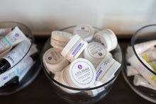 Load image into Gallery viewer, Travel Size Lotions Handmade by Survivors of Human-trafficking
