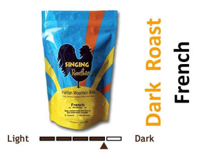 fair trade dark roast coffee