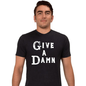 Give a Damn Tee: Affordable Ethical Clothing That Gives Back