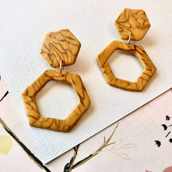 eco-friendly earrings
