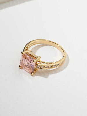 The Future Ring Pink
