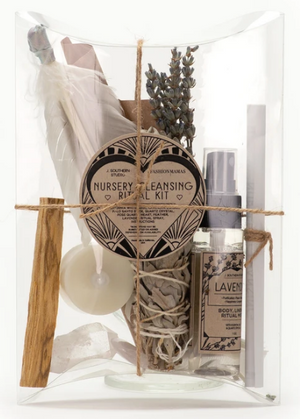 NURSERY CLEANSING DELUXE RITUAL KIT