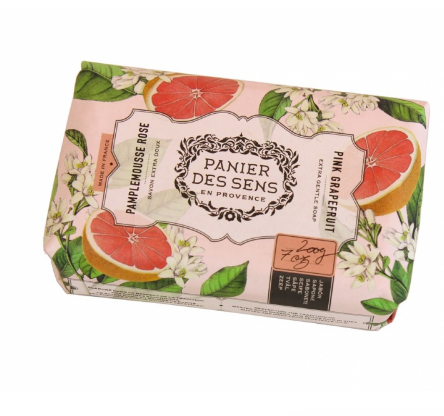 Shea Butter Soap Pink Grapefruit