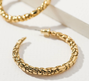 THE SNAKESKIN HOOPS