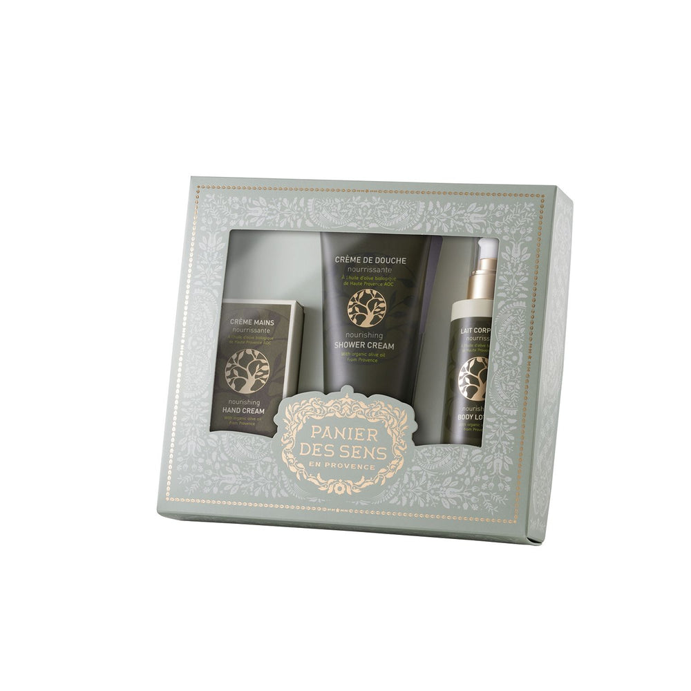 Body Care Gift Set Nourishing Olive