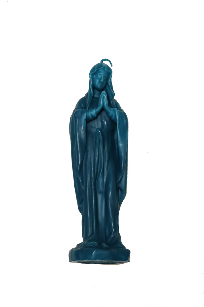 The Virgin Mary Candle