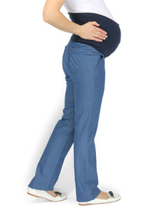"""Seily"" Maternity denim pants"