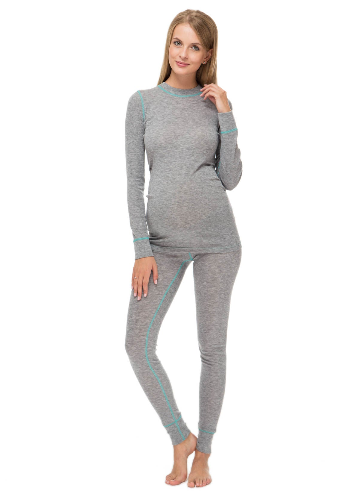 "Thermal underwear ""Norway"" melange maternity"