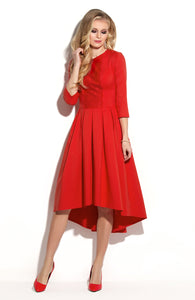 Dress DSP-254-65 al tiered MIDI length