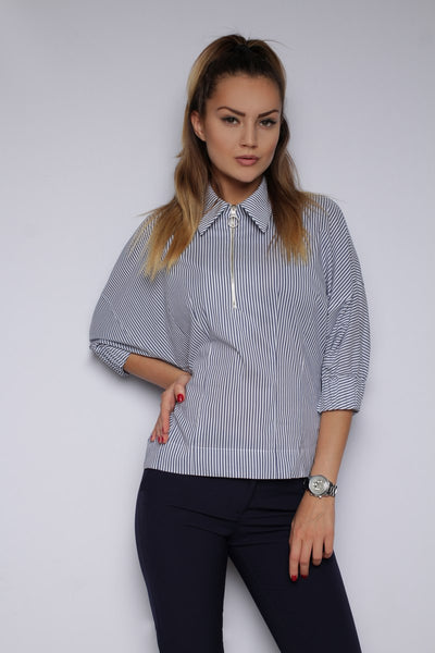 FH30036 shirt color: blue stripe