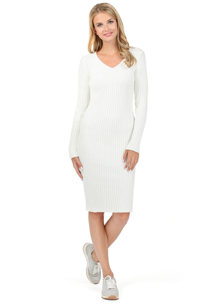 """Holly"" Maternity dress color: milky"