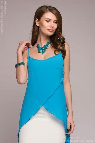 Top DM00774LB blue layered