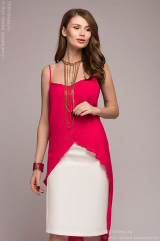 Top DM00774CM crimson color