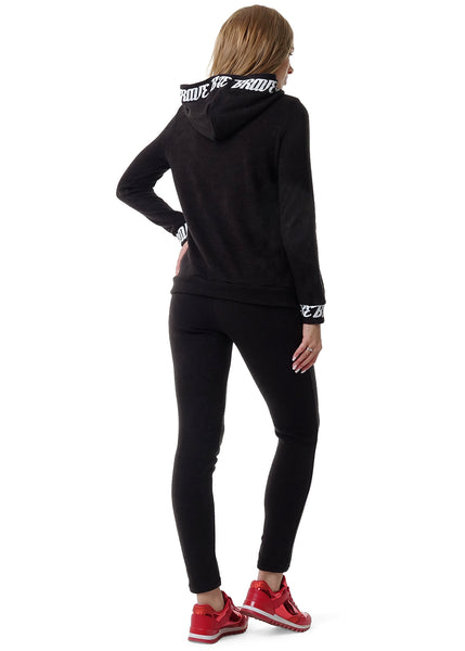 "Suit ""Vivian"" for pregnant and lactating; black colour"