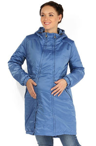 "Jacket demis. 2in1 ""Kelly"" blue for pregnant women"