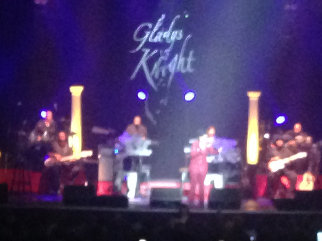 Gladys Knight and The Shoes