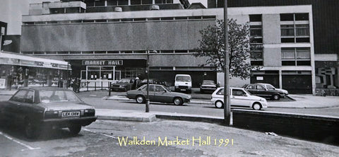 Walkden Market Hall 1991