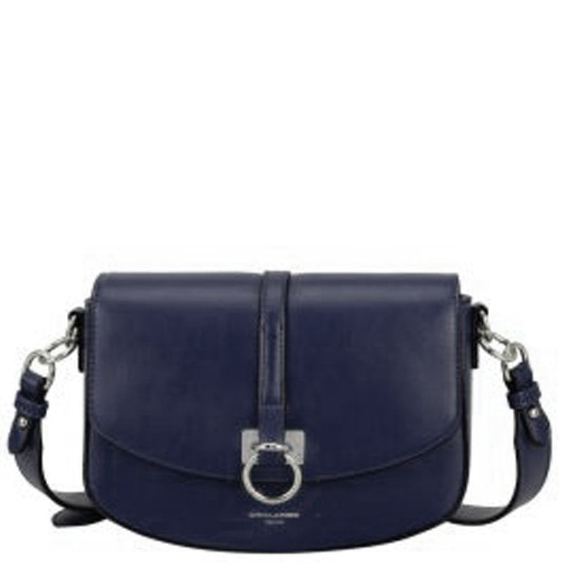 David Jones Navy Blue Crossbody Shoulder Bag