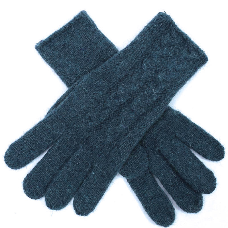 Click And Collect (Gloves Collection) Blue Ladies Gloves