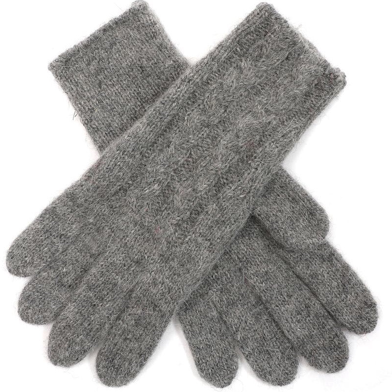 Click And Collect (Gloves Collection) Grey Ladies Gloves