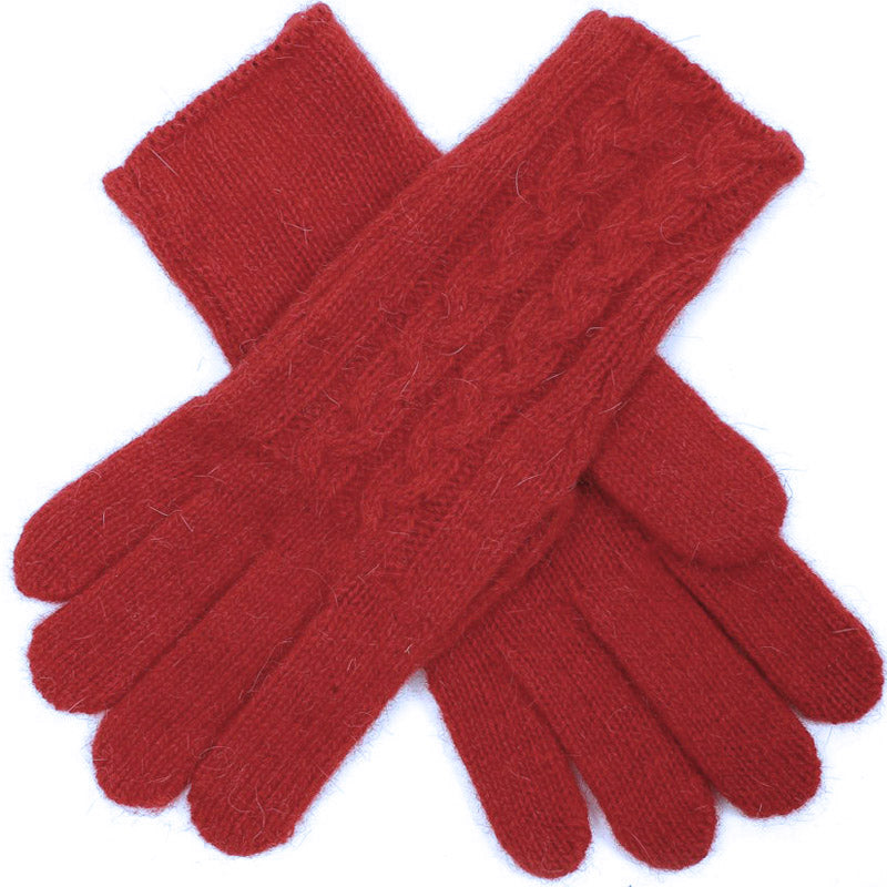Click And Collect (Gloves Collection) Red Ladies Gloves