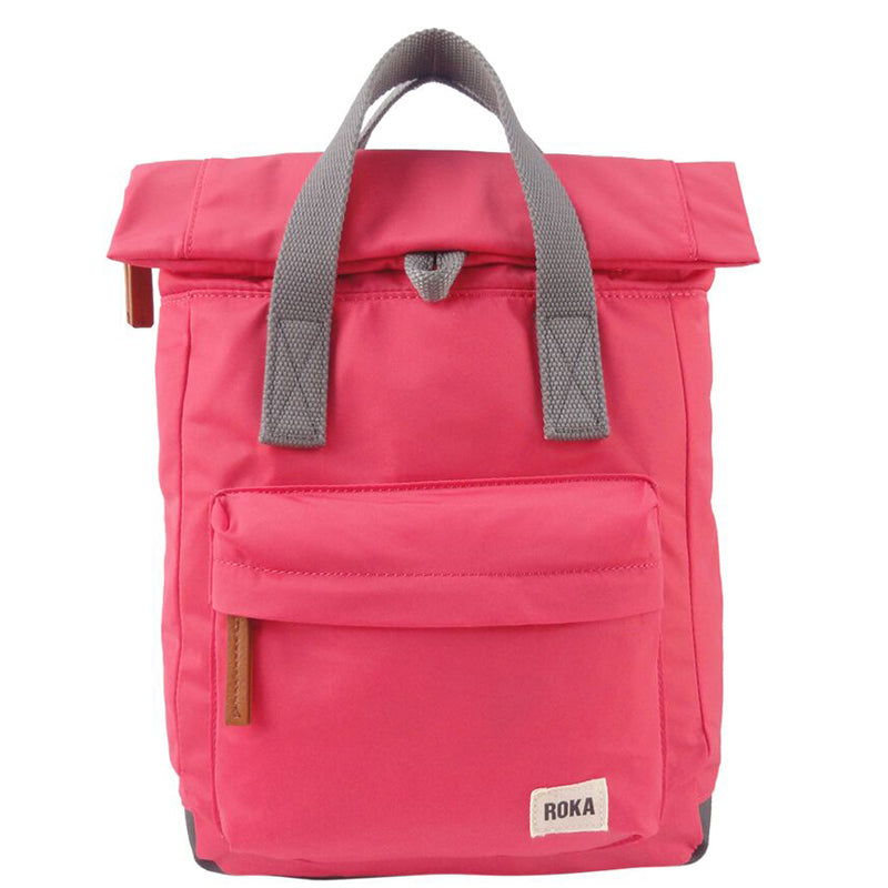 Roka Raspberry Grab Bag Ladies Backpack Mens Backpack Vegan Product