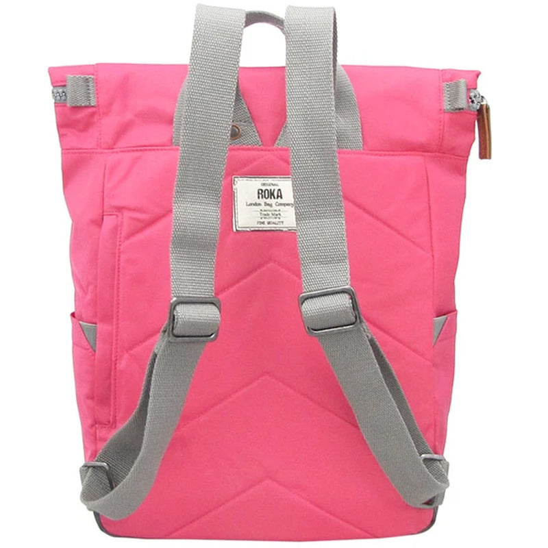 Roka Raspberry Grab Bag Ladies Backpack Men's Backpack Vegan Product