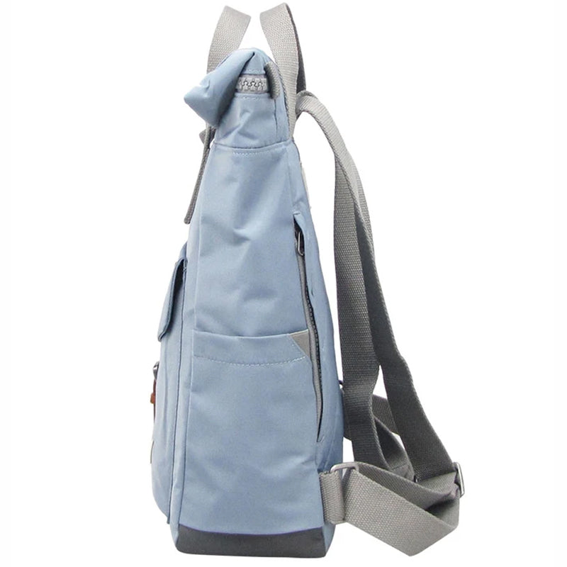 Roka Slate Grab Bag Ladies Backpack Men's Backpack Vegan Product