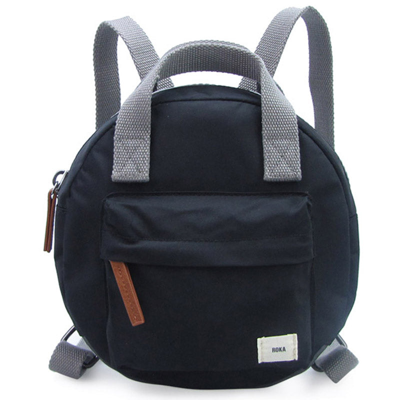 Roka Paddington S Black Cross Back Pack Grab Bag Vegan Product