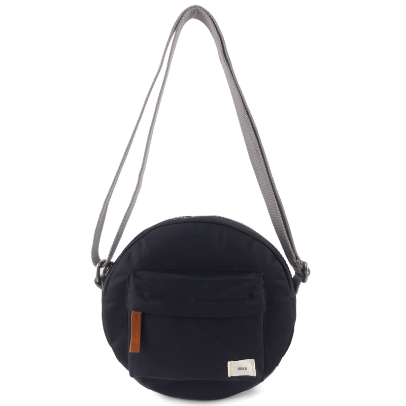 Roka Paddington Black Cross Body Shoulder Bag Vegan Product