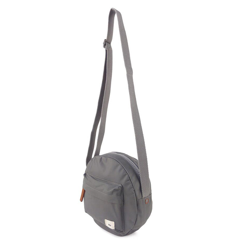 Roka Paddington Graphite Cross Body Shoulder Bag Vegan Product