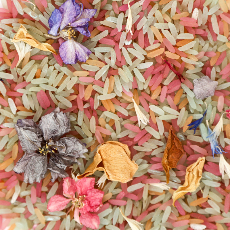 PLAYSPIRATIONS FLORAL SENSORY GRAINS