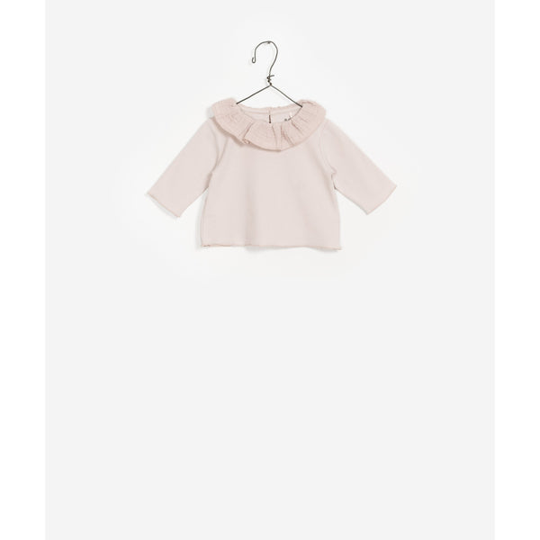 PLAY UP MAGICAL FRILL SWEATER