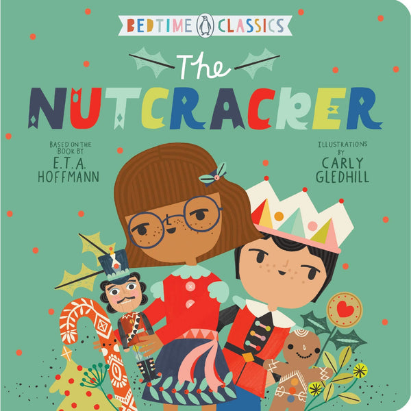 THE NUTCRACKER BY CARLY GLEDHILL