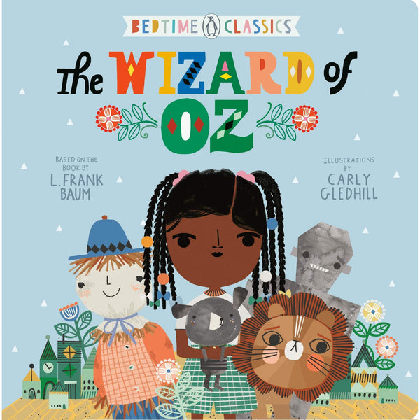 WIZARD OF OZ BY CARLY GLEDHILL