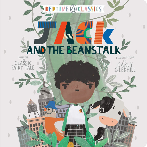 JACK AND THE BEANSTALK BY CARLY GLEDHILL