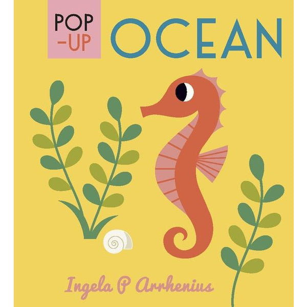 POP UP OCEAN BY INGELA P ARRHENIUS