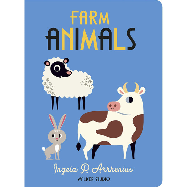 FARM ANIMALS BY INGELA P ARRHENIUS