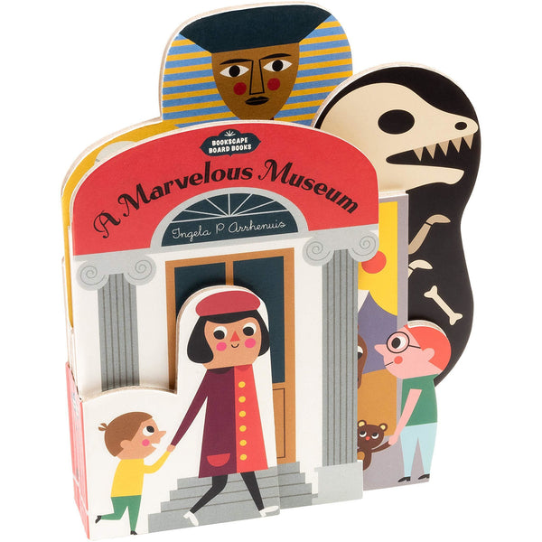 A MARVELOUS MUSEUM BY INGELA P ARRHENIUS