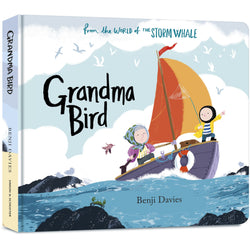 GRANDMA BIRD BY BENJI DAVIES