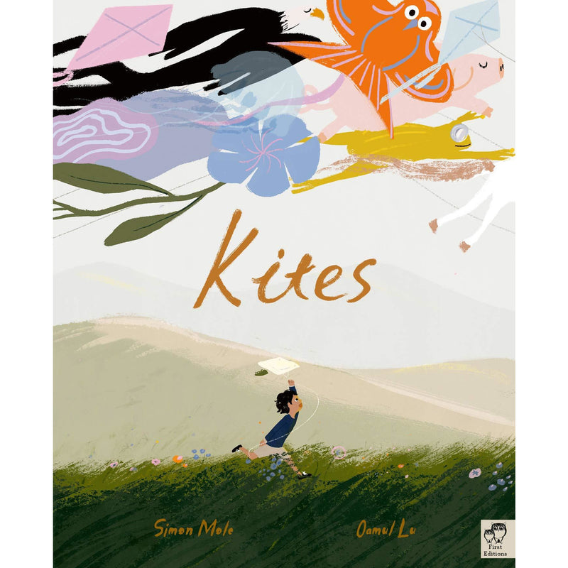 Kites By Simon Mole And Lu Oamul